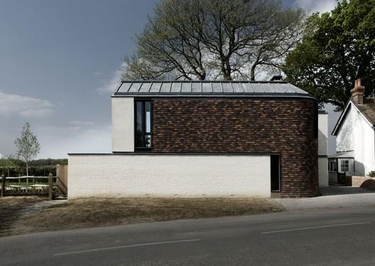 Courtesy of adam richards architects