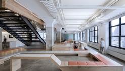Horizon Media Office / a + i architecture