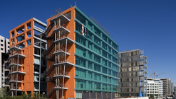 Flashback: Mar Mediterrâneo & Mar Vermelho Office Buildings / IDF - Ideias do Futuro