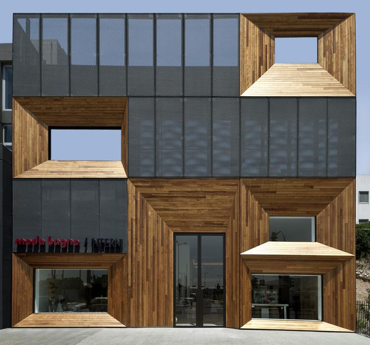 Moda Bagno-interni Store / k-studio, © Yiorgos Kordakis