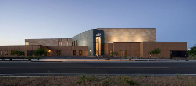 Musical Instrument Museum / RSP Architects, © Bill Timmerman