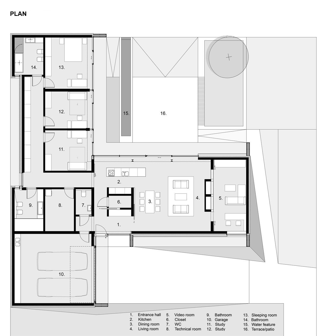 Gallery Of House With Zero Stairs Przemek Kaczkowski