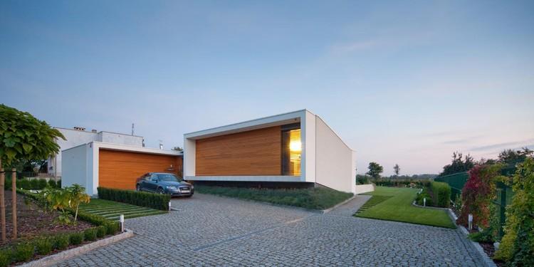 House with ZERO Stairs / Przemek Kaczkowski  + Ola Targonska, © Sebastian Oleksik