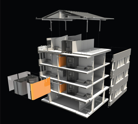 3d bath pod installation