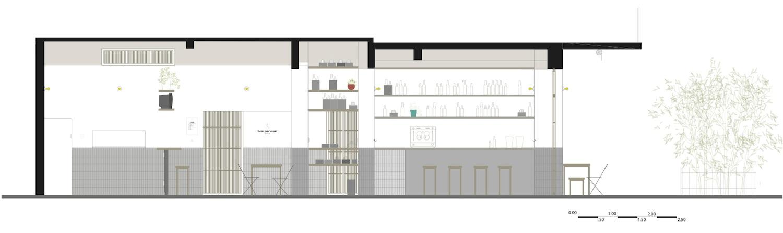 Gallery Of Cantina Mexicana Restaurant Taller Tiliche 29