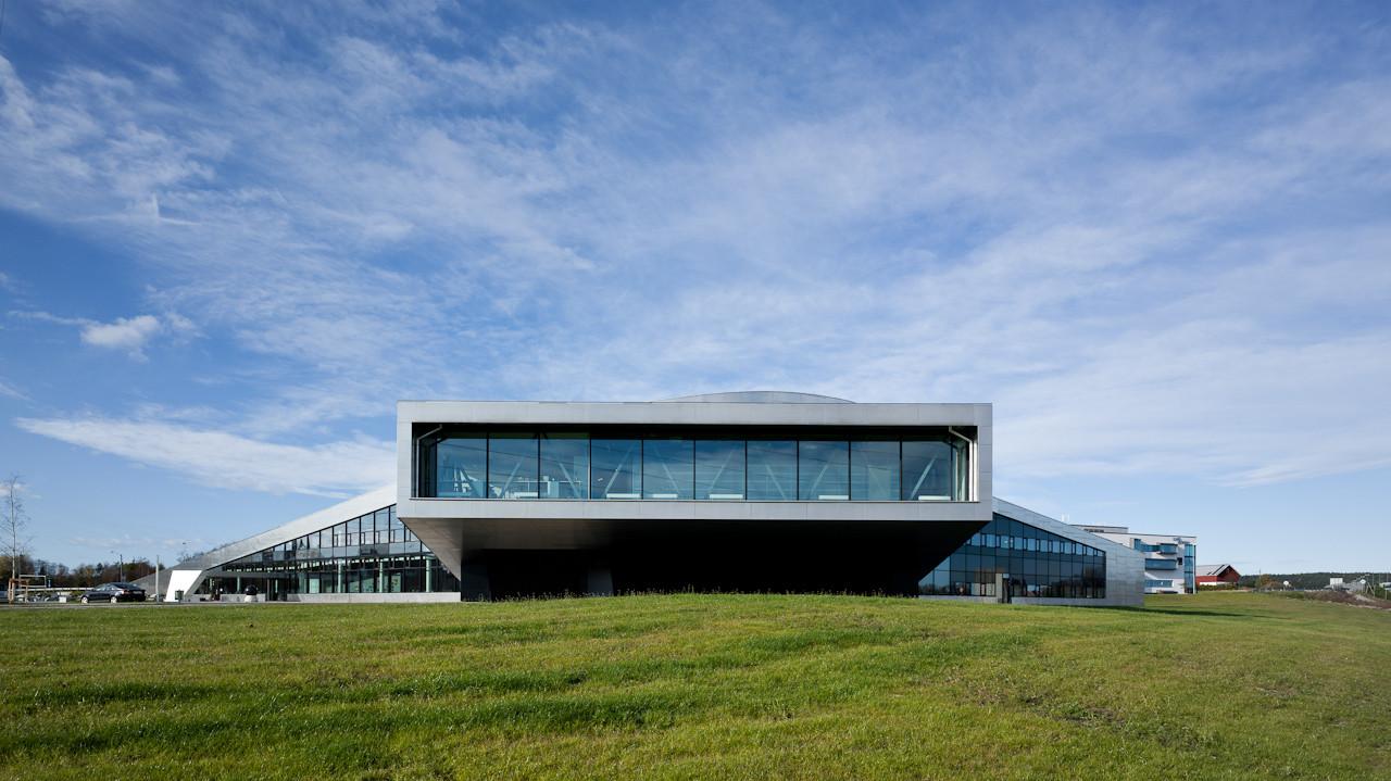 Inspiria Science Centre / AART architects, © Adam Mørk
