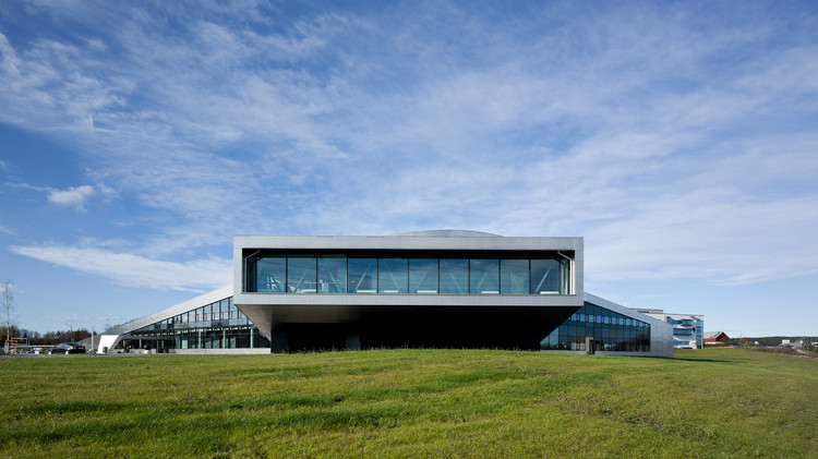 Inspiria Science Centre / AART Architects, © Adam Mørk