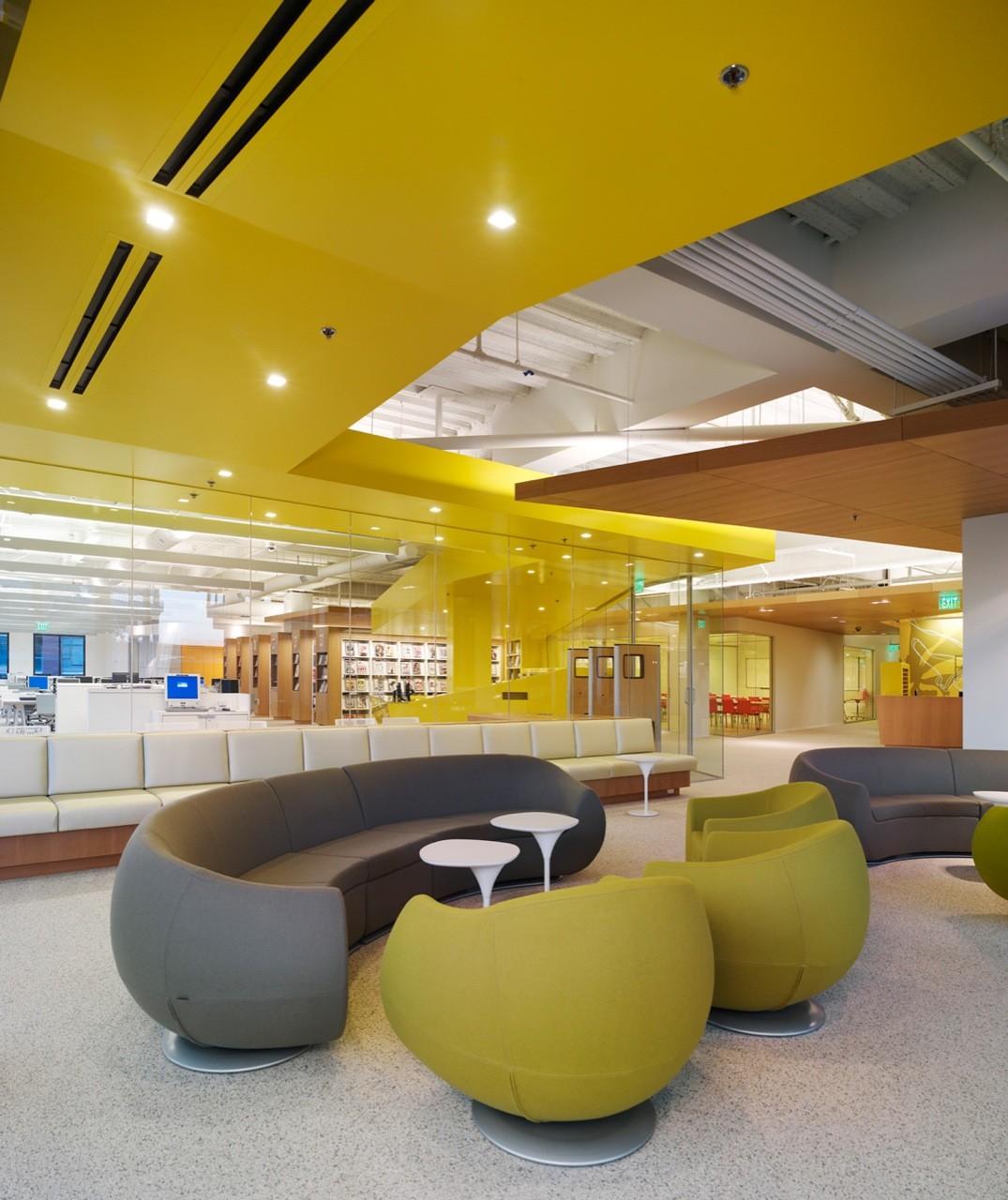 Fidm san diego campus clive wilkinson architects archdaily - Top interior design schools in california ...