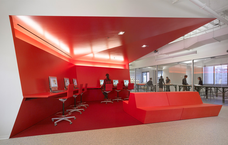 Fidm San Diego Campus Clive Wilkinson Architects Archdaily