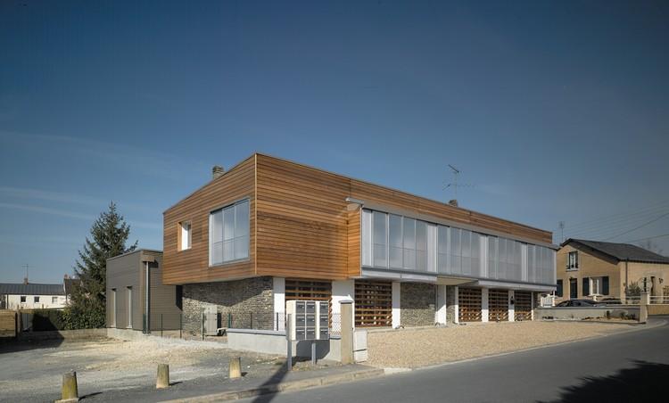 Maison de Santé / atelier alassoeur architecture, © Brice Desrez
