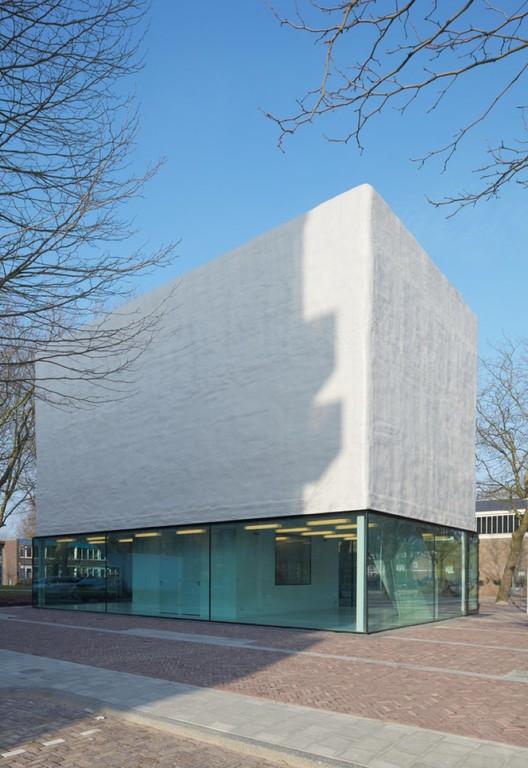 Youth Centre Amsterdam-Osdorp / Atelier Kempe Thill, © Architektur-Fotografie Ulrich Schwarz