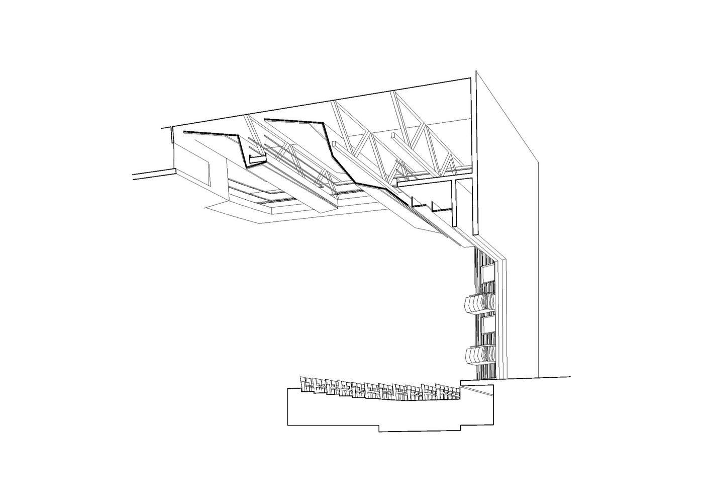 Gallery Of New Marlowe Theatre Keith Williams Architects 20 Basketball Hoop Diagram Theatrediagram
