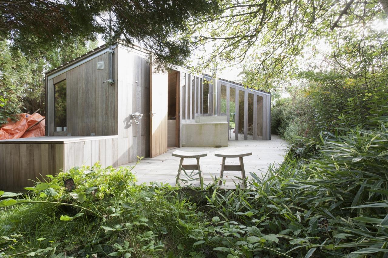 The Poplar Garden House / Onix, © Peter de Kan