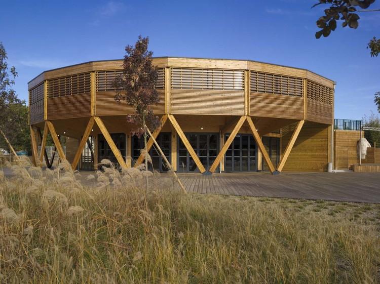 Domaine de la Rive / Nadau Lavergne Architects, © Philippe Caumes