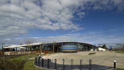 YPF Estación de servicio Tigre-Nordelta / Hampton+Rivoira+Arquitectos