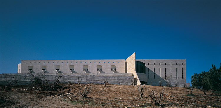 Supreme Court Building in Jerusalem / Ada Karmi-Melamede Architects & Ram Karmi, Courtesy of  ada karmi-melamede architects