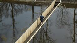 Ponte de Moisés / RO&AD Architecten