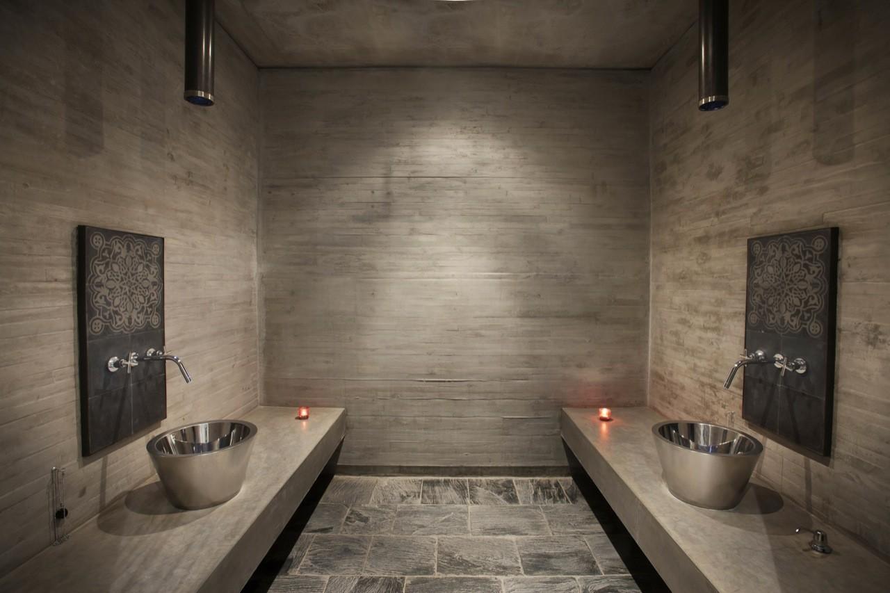 gallery of entre cielos hotel spa a4estudio 5. Black Bedroom Furniture Sets. Home Design Ideas