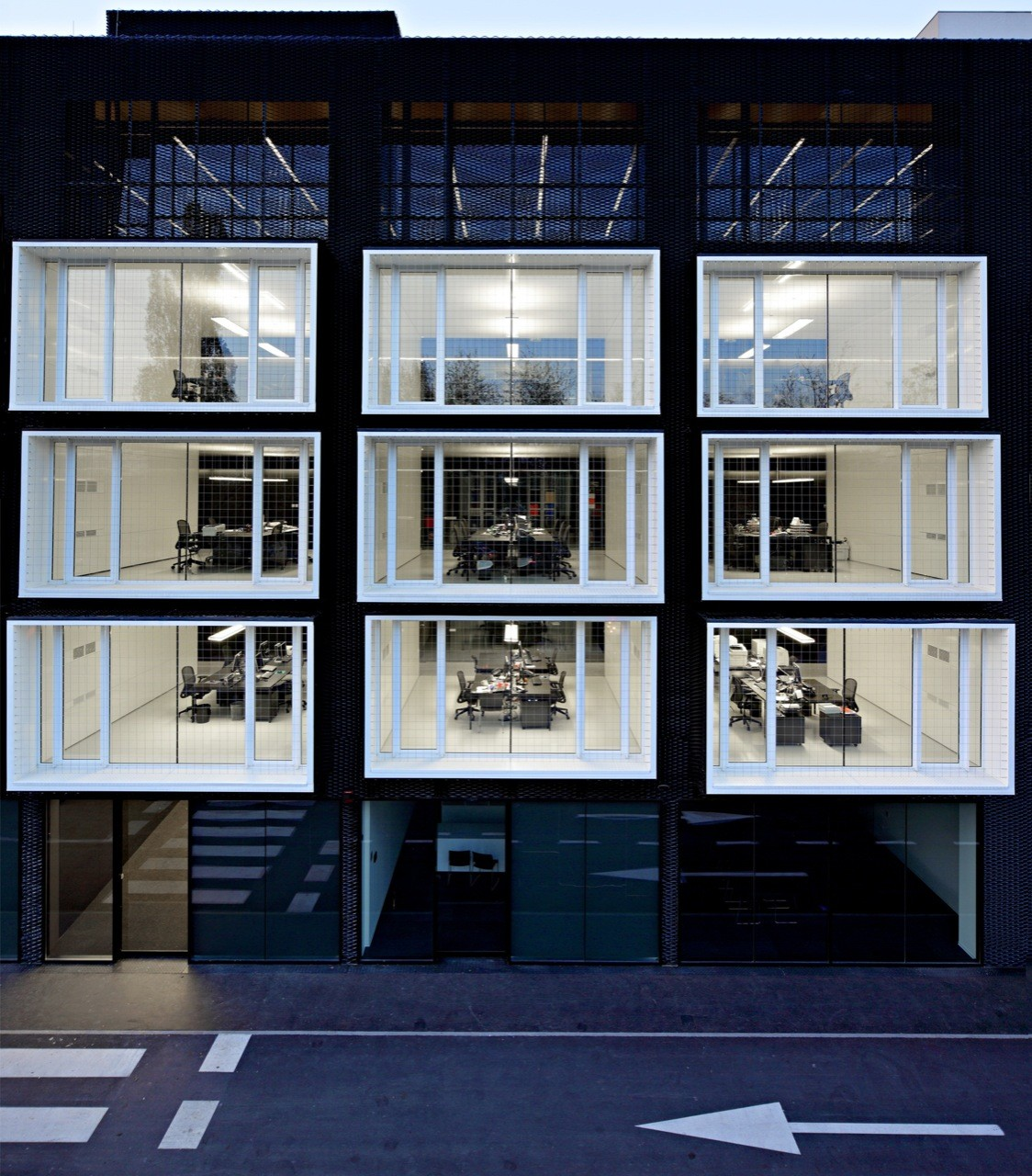 Spectator Group's Headquarters / Studio Up, © Robert Leš