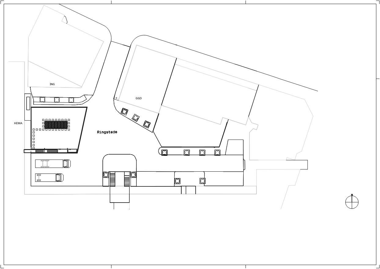 Zoom image   View original size. Gallery of Bicycle Parking De Snelbinder   Kraaijvanger Urbis with