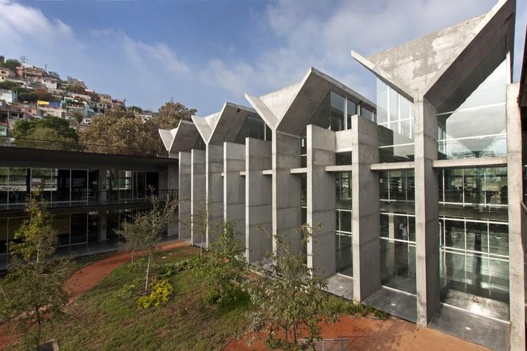 Independencia Community Center / Agustin Landa + Cátedra Blanca Workshop, © Documentación Arquitectónica - Adrián Llaguno