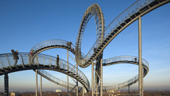 Tiger & Turtle - Magic Mountain / Heike Mutter + Ulrich Genth
