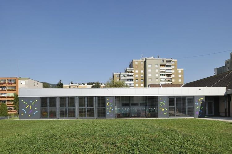 Kindergarten Ajda / Arhitektura Jure Kotnik, © Miran Kambič