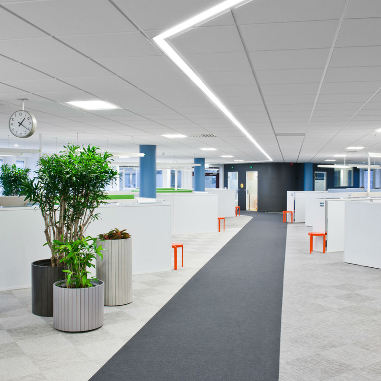 ATG IT Department Note Design Studio ArchDaily