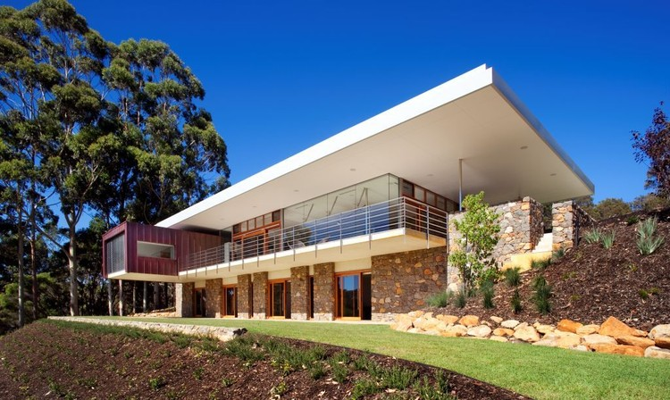 Yallingup Residence / Wright Feldhusen Architects, © Patrick Bingham Hall