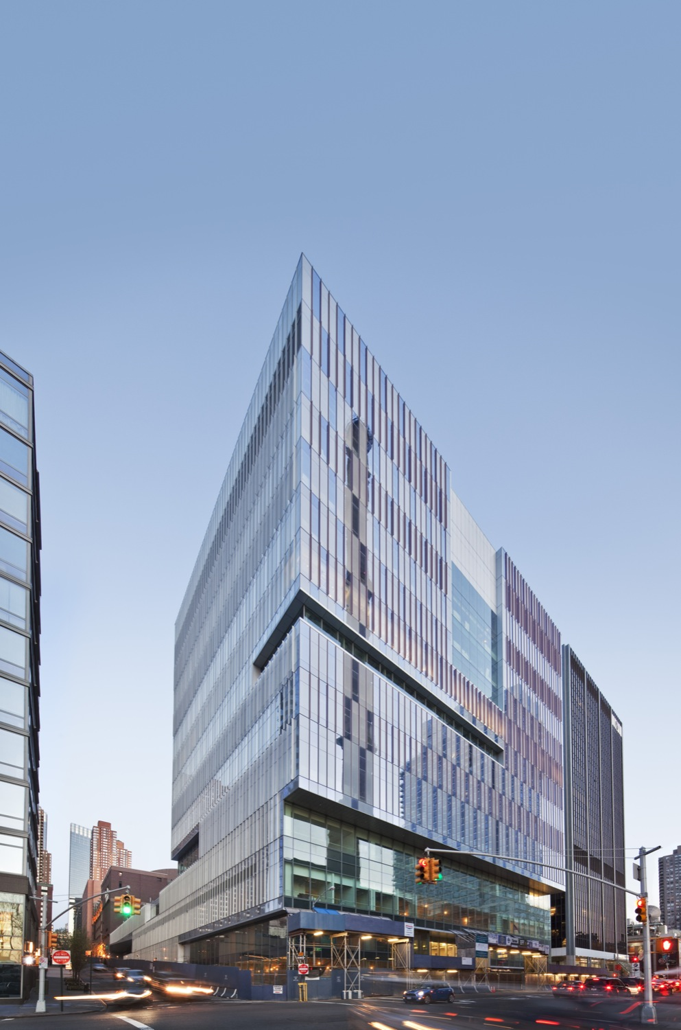John Jay College Of Criminal Justice Som Archdaily