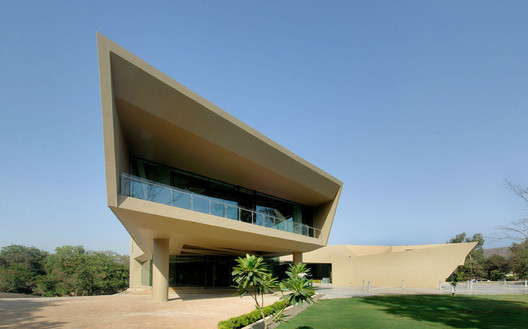 Courtesy of  sanjay puri architects
