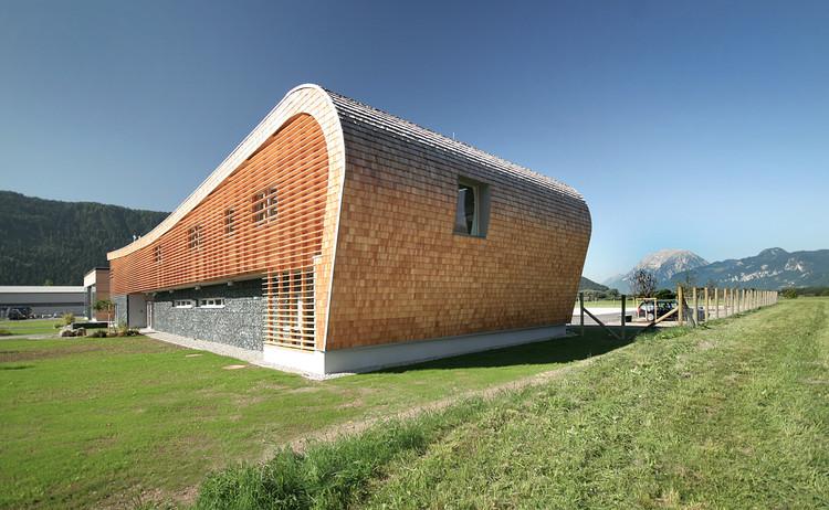 Wildbach- & Lawinenverbauung / KREINERarchitektur, © Mirja Geh