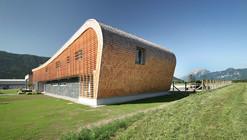 Wildbach- & Lawinenverbauung / KREINERarchitektur