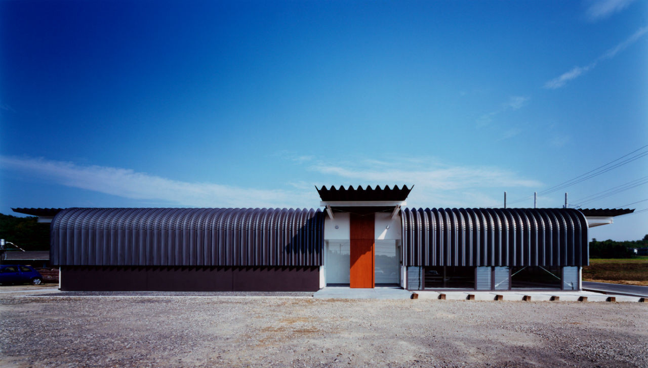 Office Y / Yamamori Architect & Associates, © Akiyoshi Fukuzawa