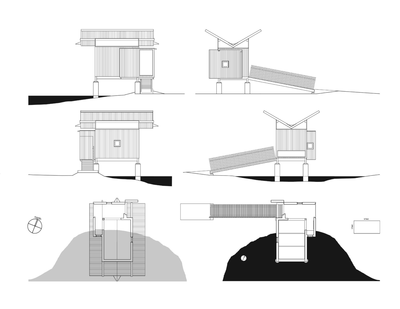 Gallery Of Meditation Hut Iii Victor Jeffery S Poss Architect 9