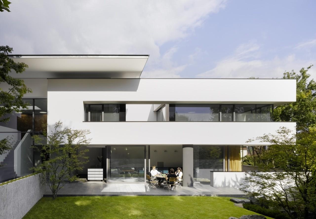 House Heidehof / Alexander Brenner Architects | ArchDaily