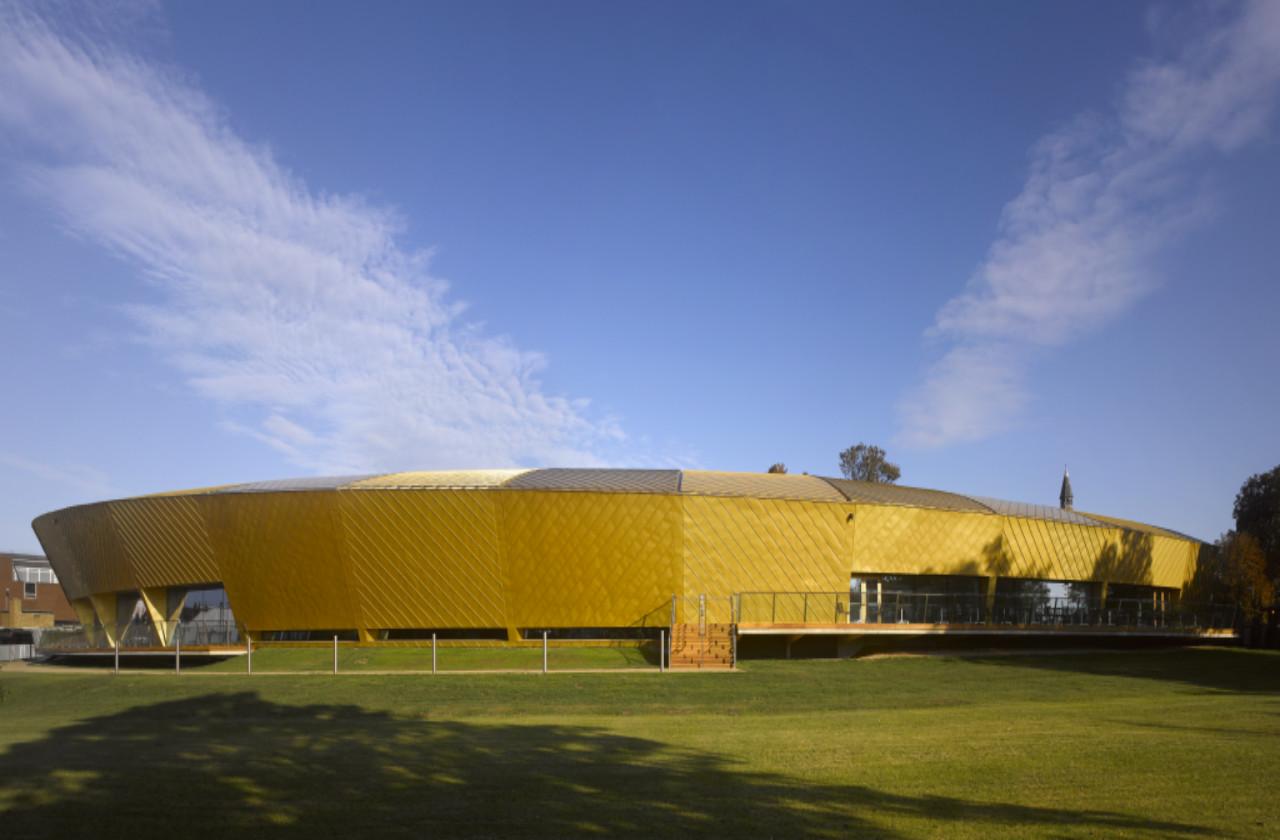 firstsite / Rafael Viñoly Architects, © Will Pryce