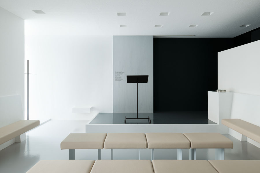 Space for Prayer / FORM | Kouichi Kimura Architects, © Takumi Ota