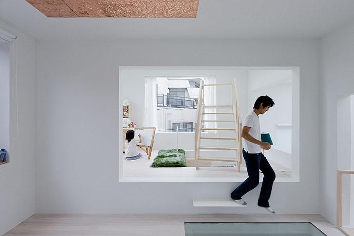 Gallery of house h sou fujimoto architects 3 for O house sou fujimoto