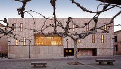 Offices for County Council in Zamora / G+F Arquitectos