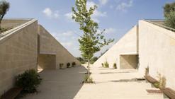 Ramat Hanadiv Visiting Center / Ada Karmi-Melamede Architects