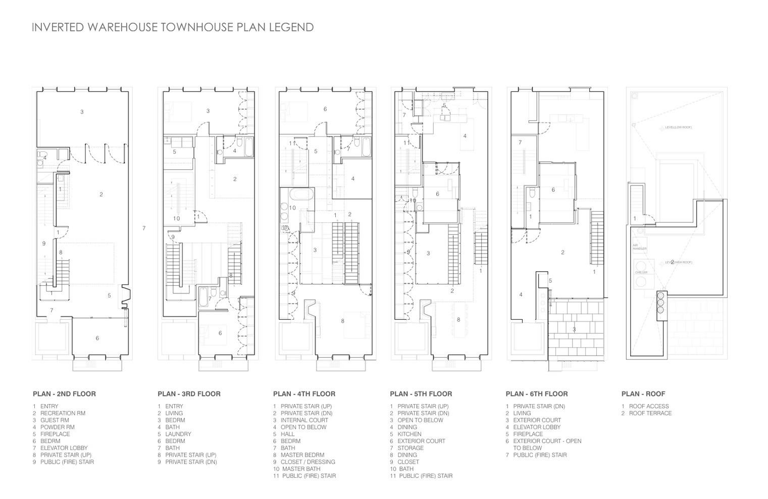 Lancia Homes Floor Plans Townhouse Floor Plan With Elevator