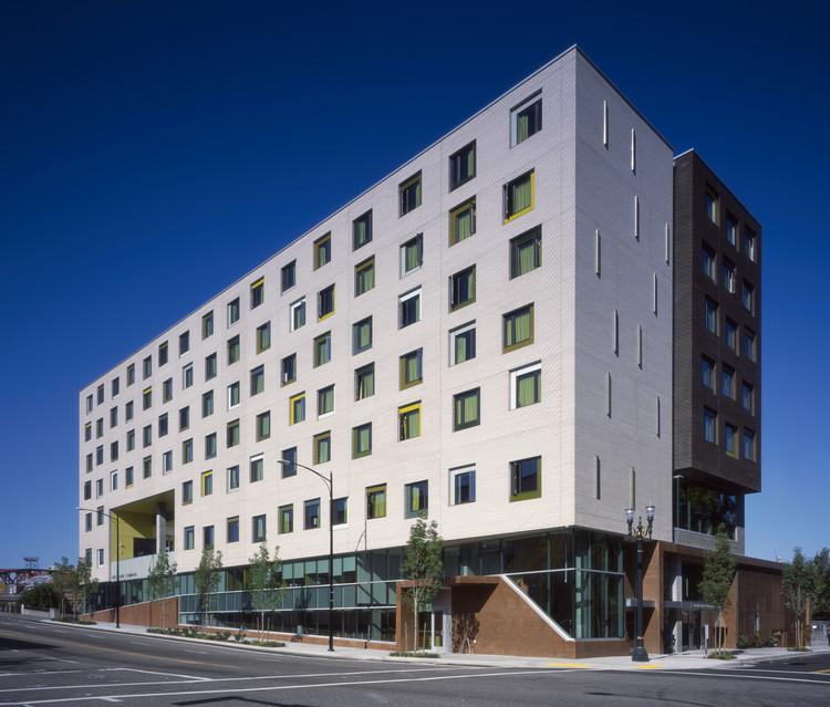 Bud Clark Commons / Holst Architecture, © Sally Schoolmaster