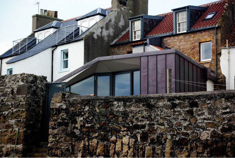 Anstruther Sea View Extension / Oliver Chapman Architects, © Michael Collins