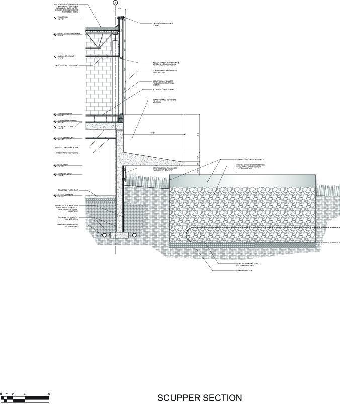 Gallery of UMD Swenson Civil Engineering Building / Ross