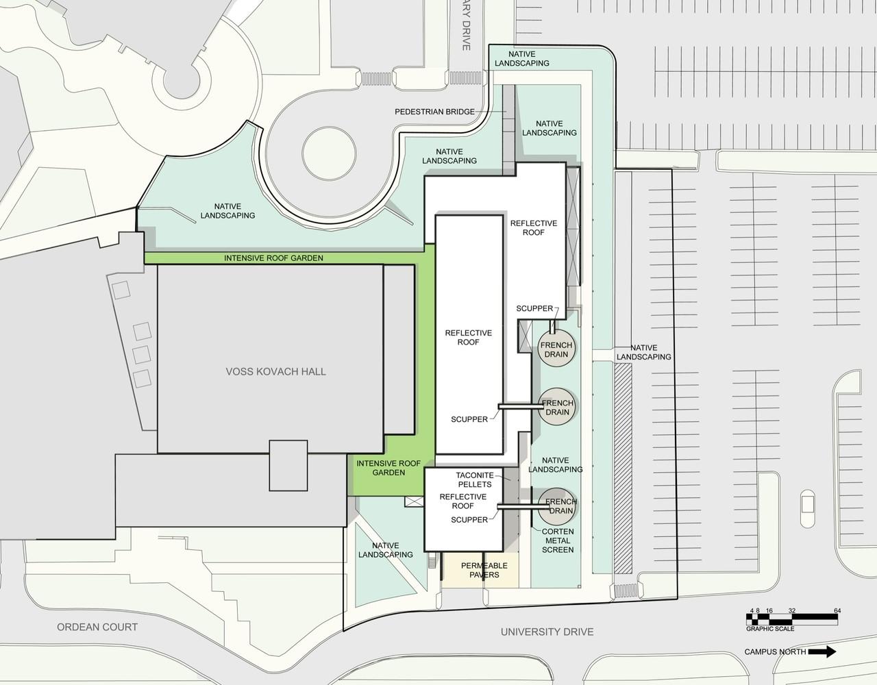 Gallery of UMD Swenson Civil Engineering Building / Ross-Barney