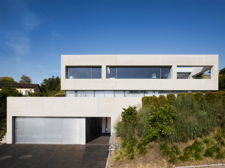Zimmermann House / SAM Architekten und Partner, © Hannes Henz