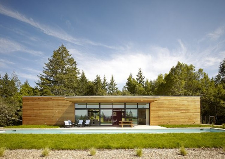 Westside Road Private Residence / Dowling Studios, © Matthew Millman