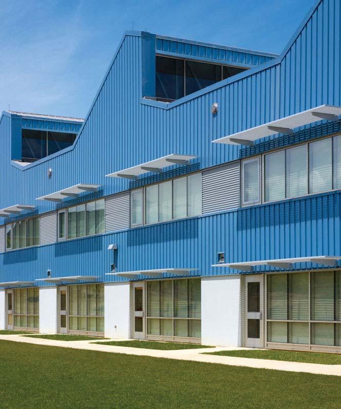 Laurel Park Elementary School / Pearce Brinkley Cease + Lee, © Tom Arban Photography
