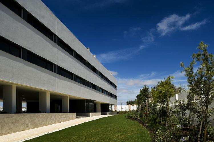 Fabrica Ceramitur / NLA, © Fernando Guerra |  FG+SG
